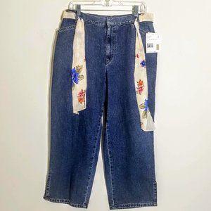 NWT Vintage Mom Jeans Lizwear by Liz Claiborne 14